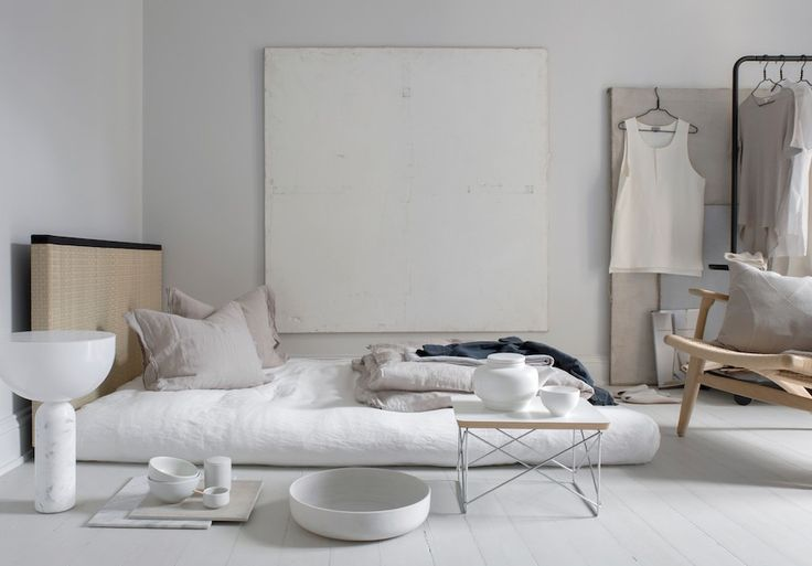 SOFT MINIMALISM BY PELLA HEDEBY