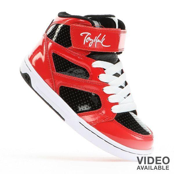 tony hawk skater shoes
