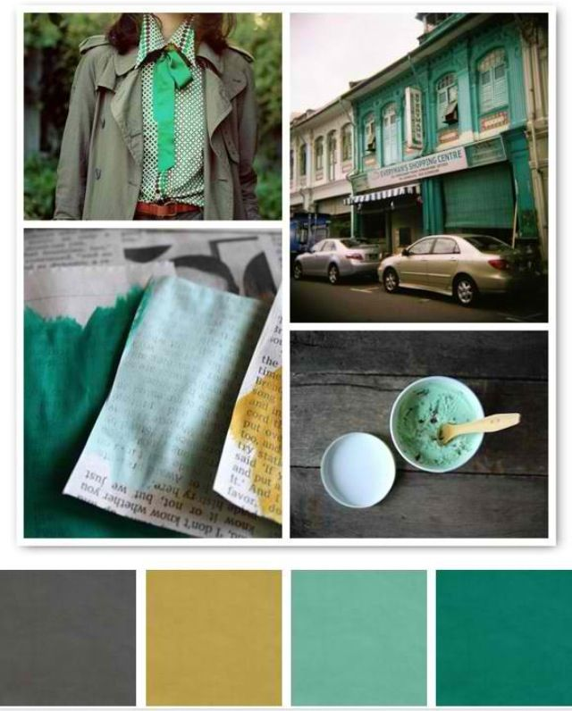 Maybe I could add teal to the guest room since I'm so in love with it right now!!!