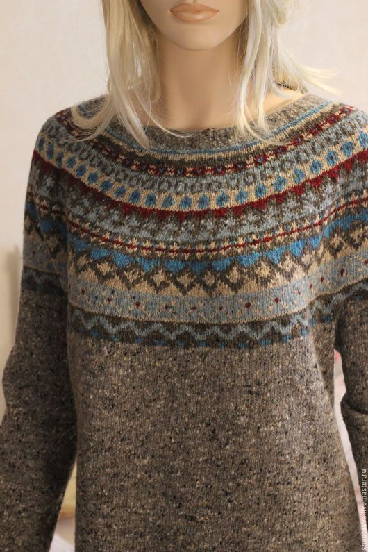 3485 best Tricot images on Pinterest | Fair isle knitting, Fair ...