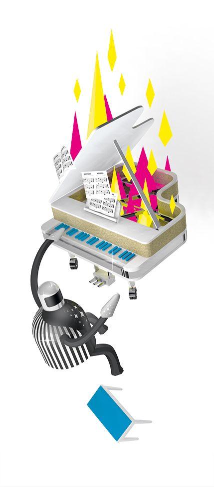 Animatricks 2015 illustration.
