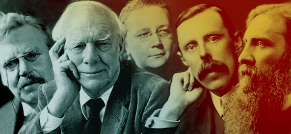 5 Great Christian Authors (Who Aren't C.S. Lewis)  Good to keep around.