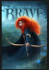 """The movie Brave by Disney has such a positive message about being true to yourself. I also like the fact that she is the first Disney princess that is not sexualized. I read on one cite that she is """"no doubt horrifying Barbies everywhere"""", which I thought was a great way to describe Merida. She would much rather fight for herself than have someone else fight for her, and is a beautifully strong role model for young girls. ~Megan Dickinson"""