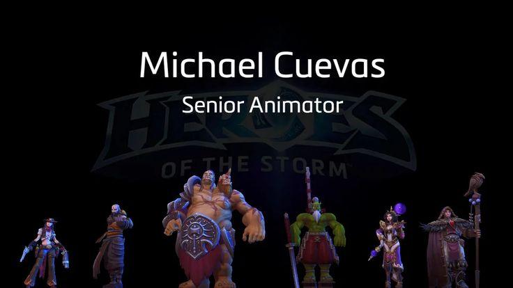 Michael Cuevas - Heroes of the Storm Keyframe Animation Reel 2016 on Vimeo