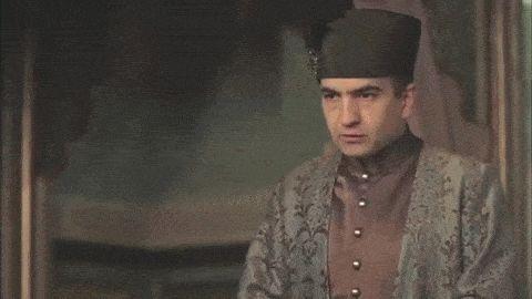 Muhteşem Yüzyıl: Kösem 20.Bölüm   Hümaşah Sultan defterin peşinde!