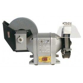 Esmeriladora Taller Banco 150-200mm Aslak #bricolajeprofesional #herramientaselectricas