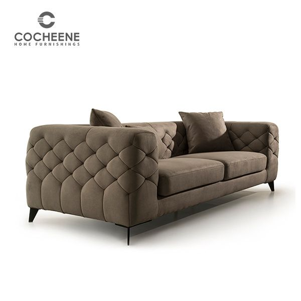 Sofa Set Tufted Modern New Design Most
