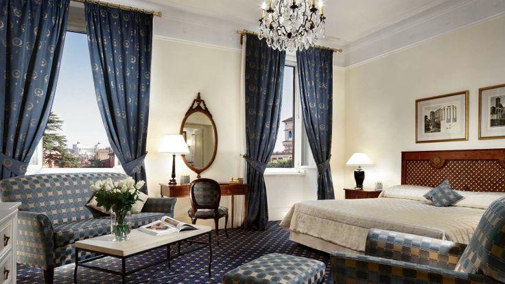 Hotel Eden Rome, Italy   ProntoHotel