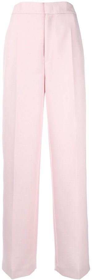 Joseph tailored baggy trousers