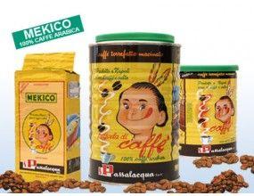 Ground 'Mekico' #coffee in vacuum-sealed can, #Passalacqua