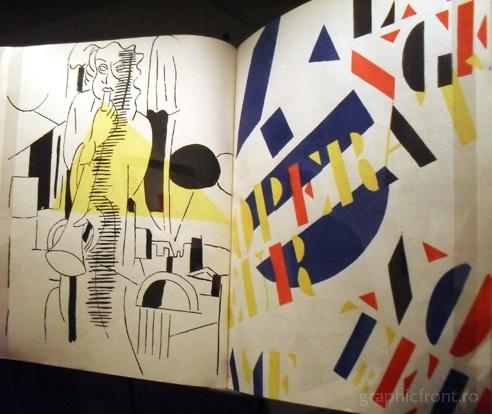 Fernand Léger / Blaise Cendrars, La fin du monde filmée par l'ange / Paris, 1919