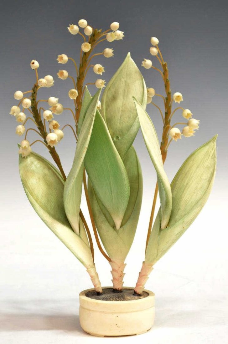 270 best lily of the valley images on pinterest lily of the large japanese carved flowering lily of the valley plant reviewsmspy