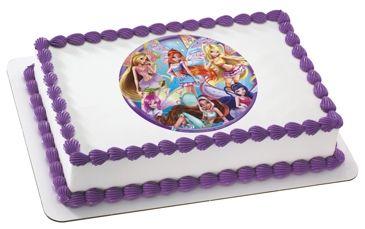 Winx Club Birthday Cake / Cakes.com - Order cakes and cupcakes online.