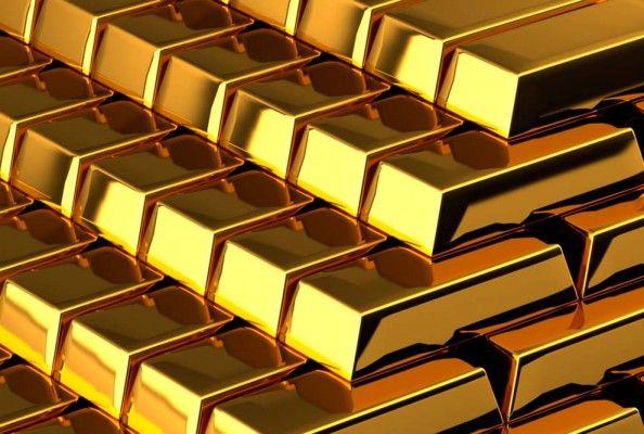 Psicología del color dorado