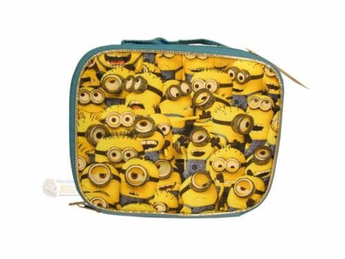 """Kid's Lunch Boxes - Despicable Me 2 """"All Over Minions"""" Lunch Box"""