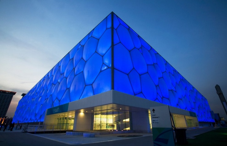 Pictures - Watercube – National Swimming Centre - Architizer