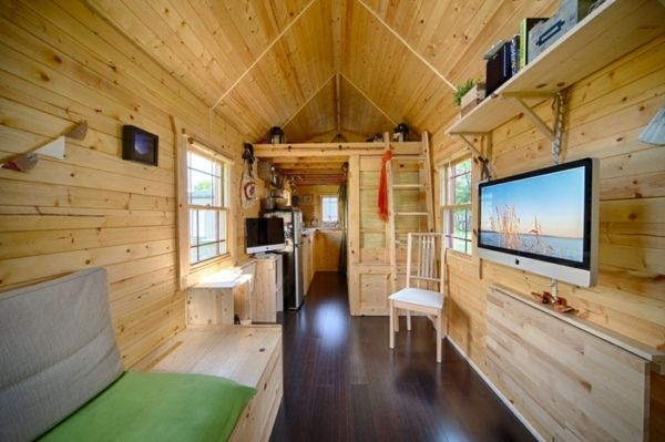 mobiles haus ein diy projekt mit gem tlichem interieur bungalows pinterest haus mobiles. Black Bedroom Furniture Sets. Home Design Ideas