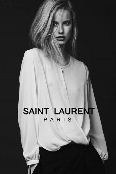 Saint Laurent  @hardtshapedbox
