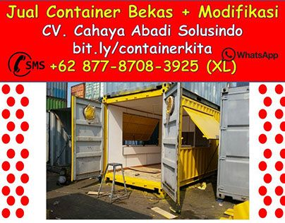 """Check out new work on my @Behance portfolio: """"+62 877-8708-3925 (XL), Jual Container Office Surabaya"""" http://be.net/gallery/50445911/62-877-8708-3925-(XL)-Jual-Container-Office-Surabaya"""