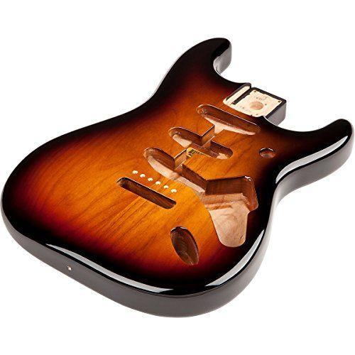 Fender Stratocaster Body (Vintage Bridge) - 3-Color Sunbu...