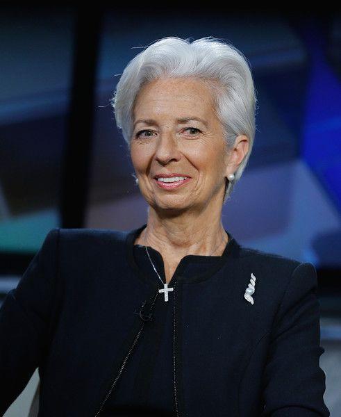 Christine Lagarde Photos - IMF Chief Christine Lagarde Visits Fox Business Network - Zimbio