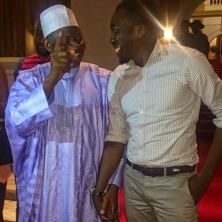 "BOVI HOLDING HAND AND SMILING, FANS LAMBASTE HIM – Demtalk.com – The of president Jonathan metting with entertainers in Lagos is no more news. Also Bovi has been vocal about his support for Jonathan and his achievements so far…. The A-list comedian shared the photo above last night with the caption ""2019"" It resulted in a war of words on his Instagram page with some... #bovi #gej"