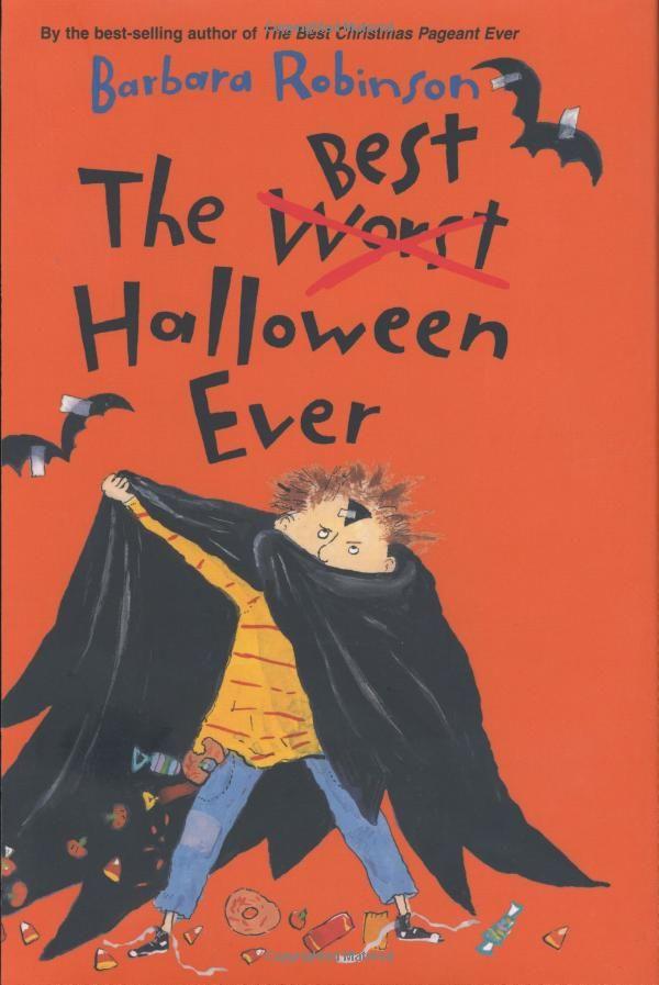 The Best Halloween Ever #books #Halloween