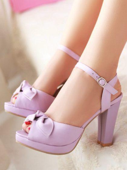 high heels spring