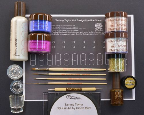 Tammy Taylor Nail Art Design Kit