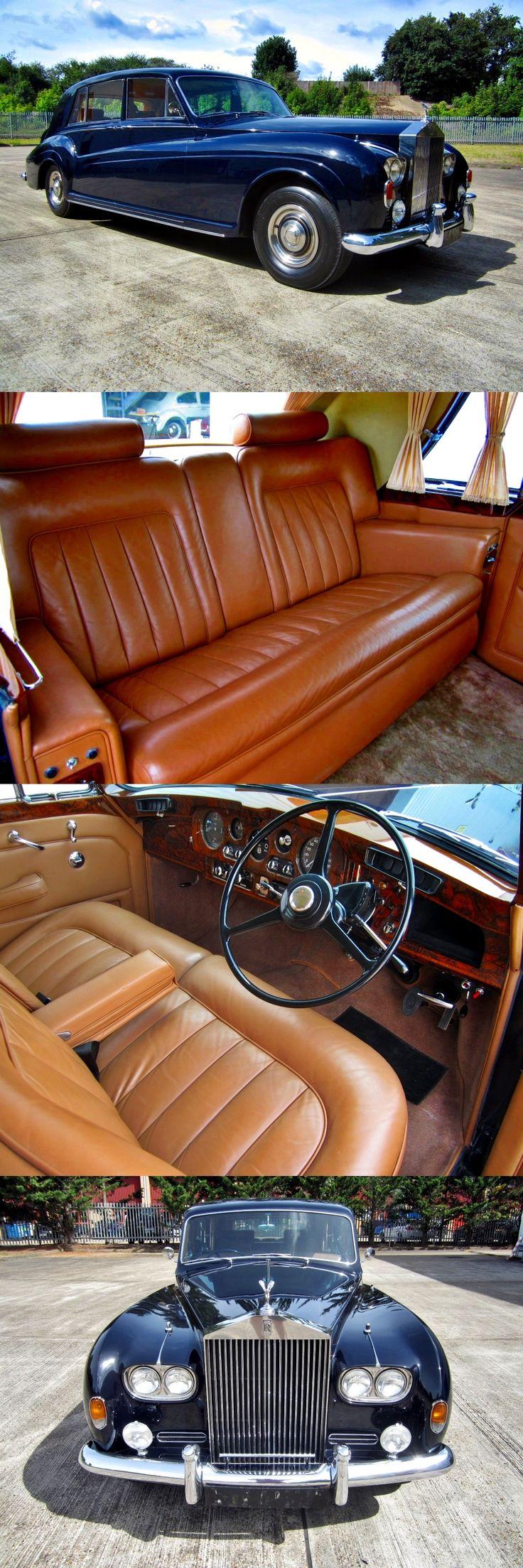 1967 Rolls-Royce Phantom V James Young PV16 design.                                                                                                                                                                                 Más