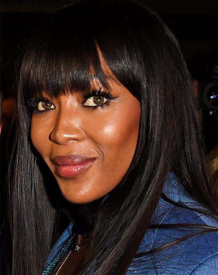 Long Hairstyles with Bangs – PureWow #Blackwomenmodels