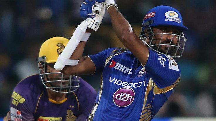 Mumbai Indians won by 6 wickets against Kolkata Knight Riders in the yesterday's match. #IPL Updates www.chennaiungalkaiyil.com.