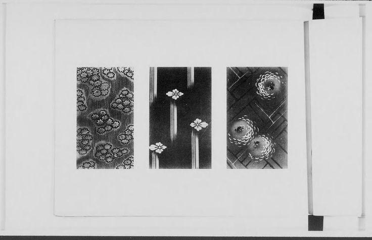着尺落合図案 落合万水 芸艸堂 大正15年 国立国会図書館デジタルコレクション