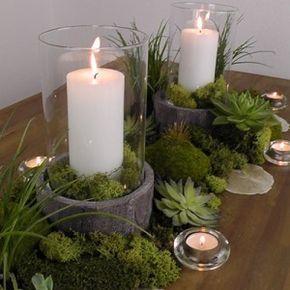 Tischdeko selber machen winter  Die besten 25+ Tischdekoration Ideen nur auf Pinterest | Hochzeit ...