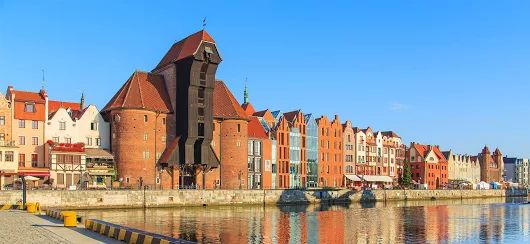 Poland Country in Europe Poland is an eastern European country on the Baltic Sea known for its medieval architecture and Jewish heritage.Nearby is the Auschwitz-Birkenau concentration camp memorial, and vast Wieliczka Salt Mine, with underground halls and tunnels.... Shawn Frank