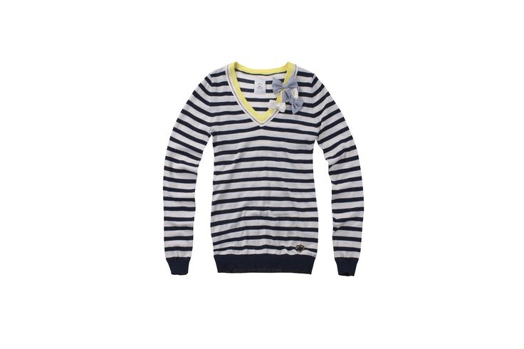 Maison Espin sweater ss13, #maisonespin #springsummercollection13 #womancollection #sweater #lovely #MadewithLove #romanticstyle #milano #navy