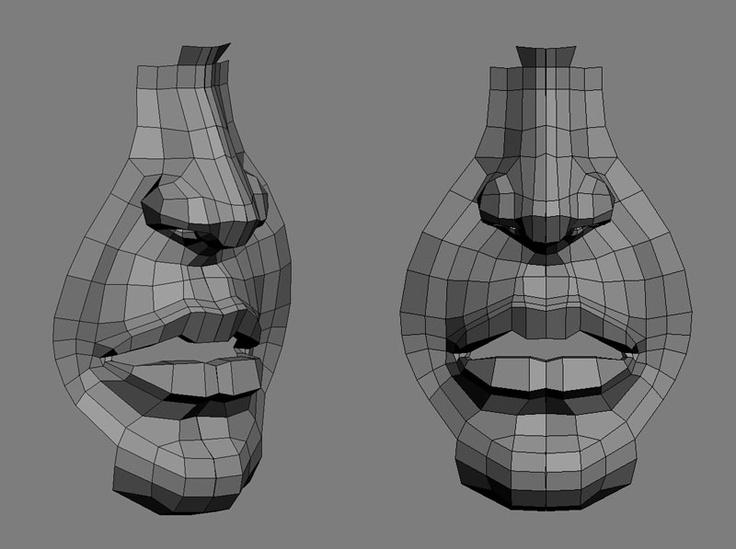... nose, nose, nose