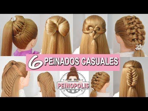 6 Peinados Faciles Y Rapidos Con Trenzas De Moda Para Fiestas Clases
