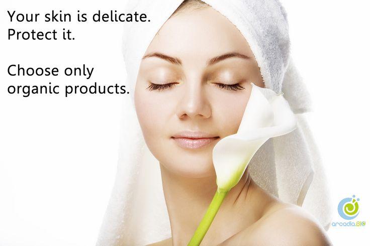 Delicate skin