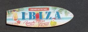 Ibiza Surf bord Sunshine - 5252670007215 - Avantius