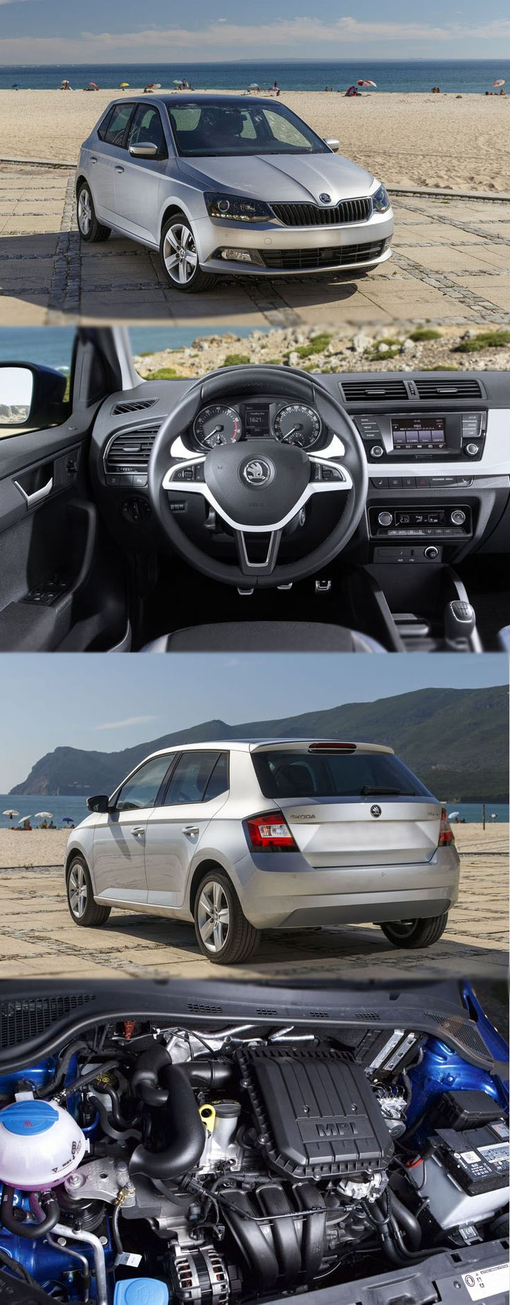 Skoda confirms new fabia will be launched in 2018 for more detail https techblogcar