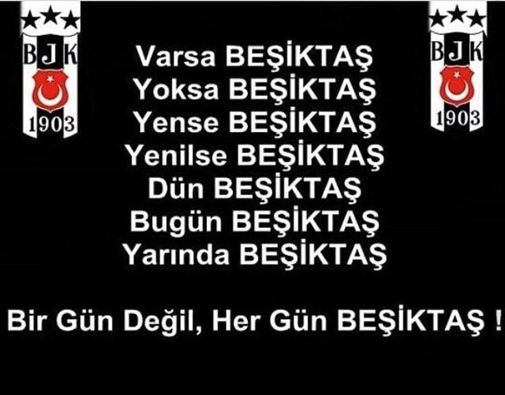 Bir Gün Değil Her Gün Beşiktaş. Gerçek Beşiktaş'lıları Görelim Beşiktaş'ımızla İlgi Aklına İlk Gelen Duyguları Yaz!!! #beşiktaş #bjk #karakartal #iyigündekötügündebeşiktaş #besiktas
