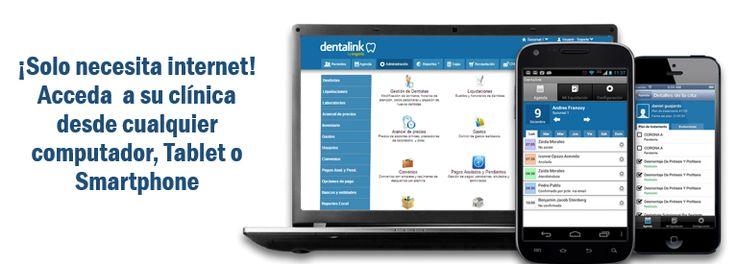 ¿Que necesitas para usar #Dentalink? #Dentalink #softwaredental