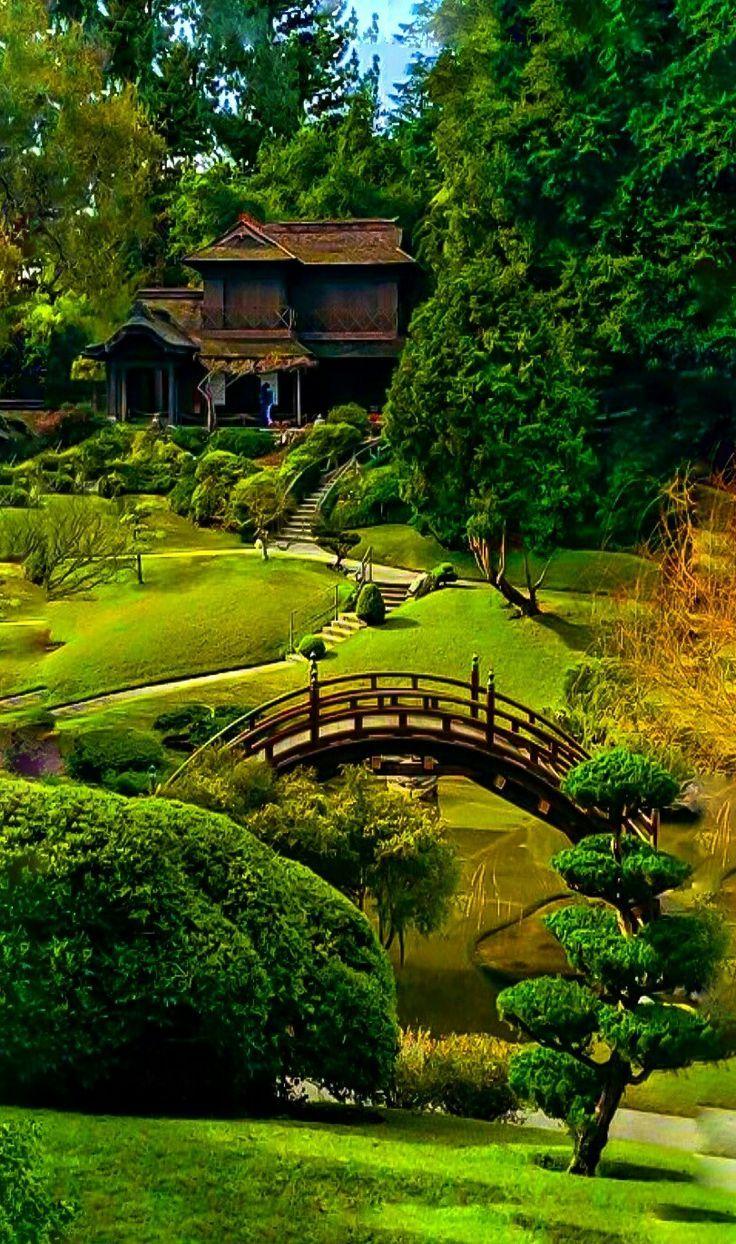 Schones Teehaus Und Garten Amazinggardenbeautifulplaces Garten Schones Teehaus Und Beautiful Gardens Japanese Garden Japanese Garden Design