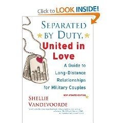 Separated by Duty, United in Love is a must read for all military spouses.: Worth Reading, Couples Updated, United, In Love, Shellie Vandevoorde, Duty, Books Worth, Long Distance Relationships, Military Couples