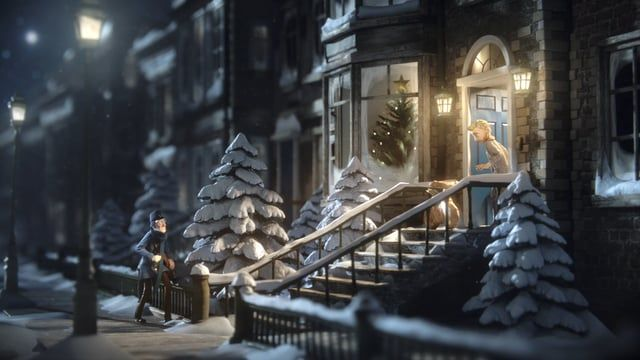 "Telling a touching story about human connection and it's power to stretch beyond time and space, ""The Letter"" made for German online retailer OTTO finds its focus in its characters. The tale depicts a postman weathered by life, who sets out to fulfill the childhood Christmas wish of a man long ago."