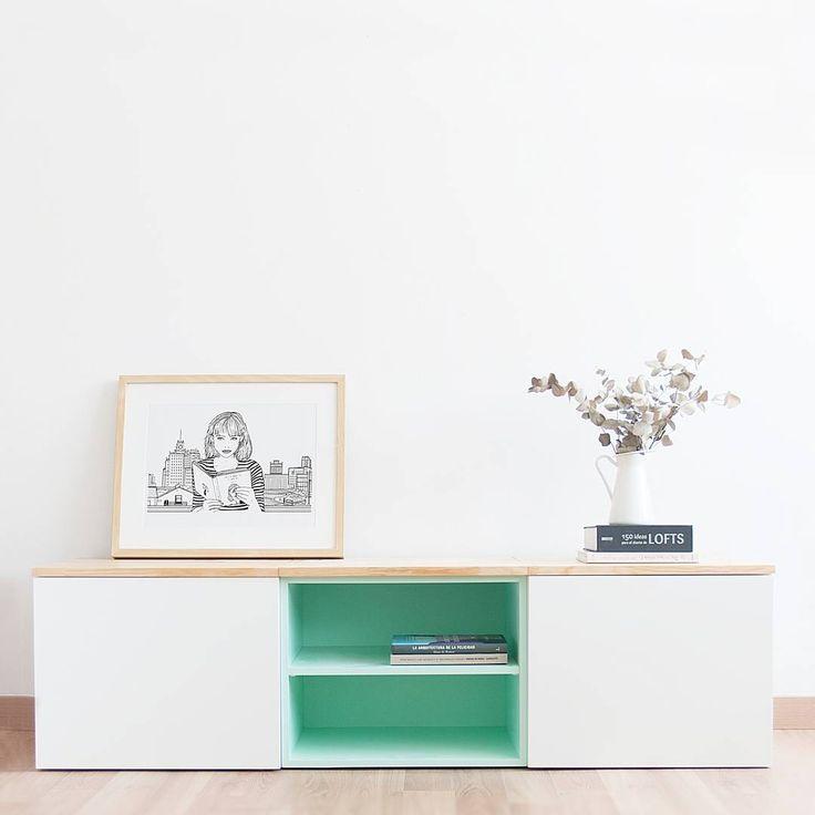 Las 25+ mejores ideas sobre Mueble ikea ps en Pinterest Ikea ps