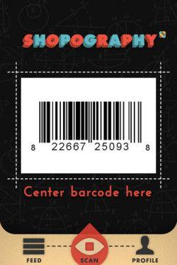 Shopography app