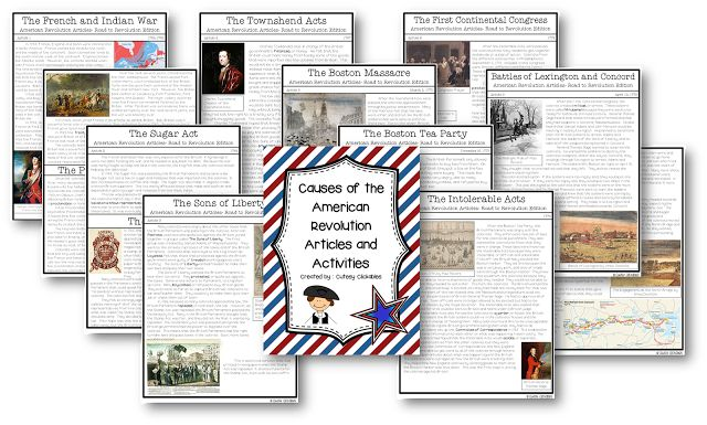 events leading up to the revolutionary war essay Voices of the american revolution another approach to providing an overview of the events and opinions leading up to the revolutionary war student essays.