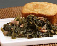 Turnip greens, Bacon and Green on Pinterest